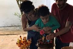Aniversário de Ravi