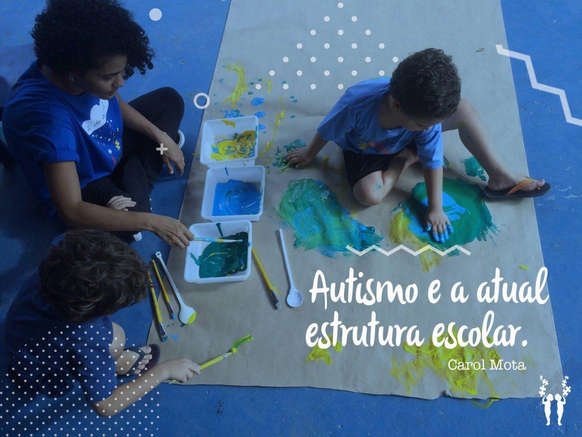 Autismo e a atual estrutura escolar