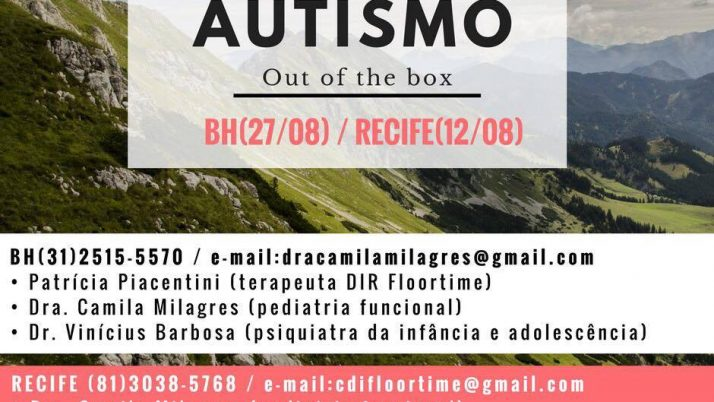 REPENSANDO O AUTISMO – OUT OF THE BOX