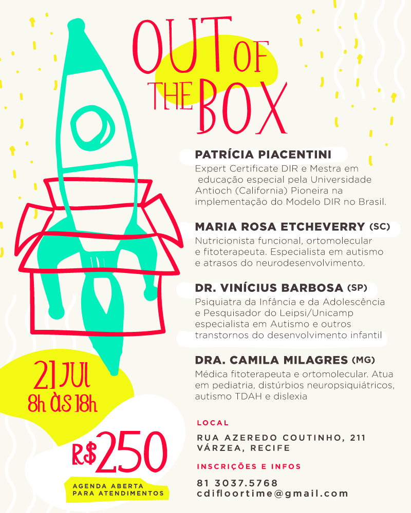 PALESTRA – OUT OF THE BOX 2018