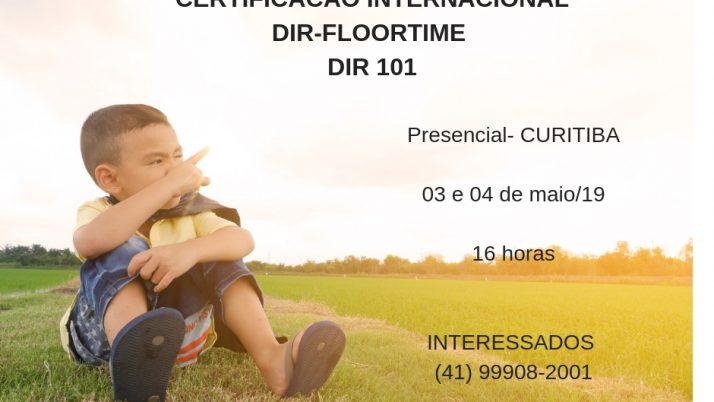Certificado Internacional – DIR 101