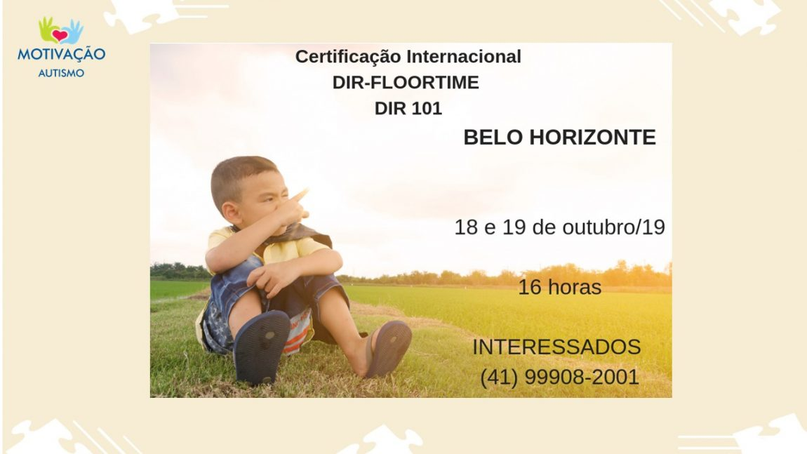 CURSO DIR 101 em Belo Horizonte