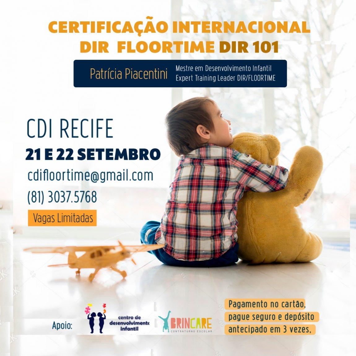 Curso DIR 101 em Recife