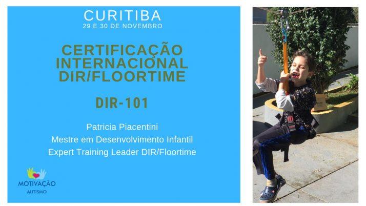 Curso DIR 101 em Curitiba – 29 e 30 de novembro