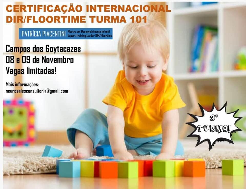 Curso DIR 101 em Campos dos Goytacazes – 08 e 09 de novembro