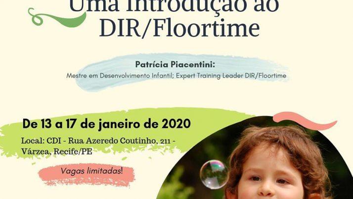Curso DIR 101 em Recife 13 a 17 de Janeiro de 2020