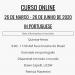 Curso DIR 203 online de 26 de Março a 26 de Junho de 2020