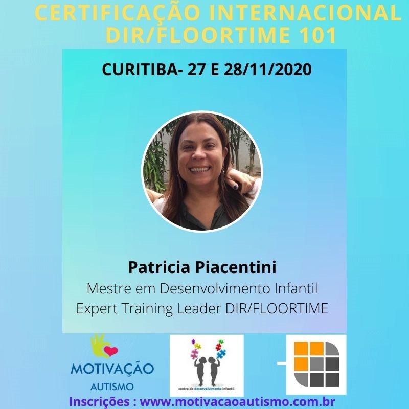 Curso DIR 101 em Curitiba (PR) dias 27 e 28 de Novembro de 2020