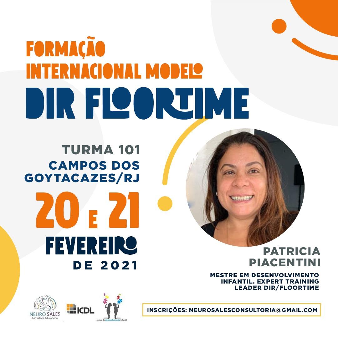 CURSO DIR 101 EM CAMPOS DOS GOYTACAZES (RJ)